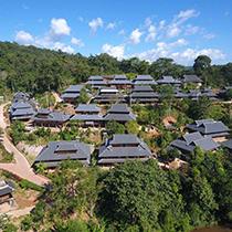 云南勐腊:瑶族山寨的美丽蜕变
