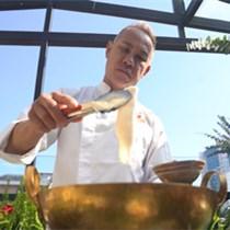 将云南食材融入泰式烹饪,这家餐厅很特别