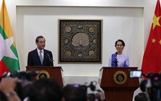 China proposes vision for China-Myanmar economic corridor