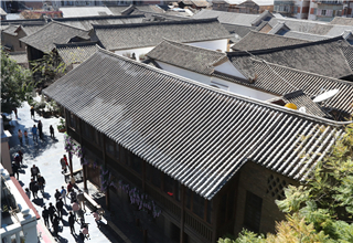 Kunming Old Street: A living museum for tourists