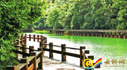 Getting to know the picturesque Five-Lake Wetland Park