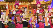 Costume festival highlights ethnic culture