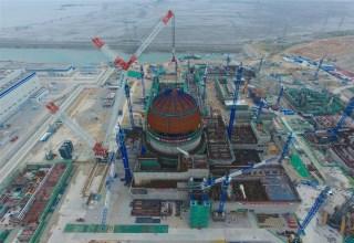 เสร็จแล้ว! โครงการนิวเคลียร์ Hualong One โครงการแรกของจีน