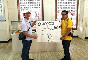 လန္ခ်န္း-မဲေခါင္ျမစ္ဝွမ္းႏုိင္ငံမ်ားမွ သတင္းေထာက္မ်ား၏ လင္ခ်မ္းခရီးစဥ္မွတ္တမ္း(၃)