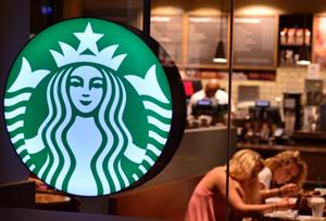 Starbucks ႏွင့္ အလီဘာဘာ တုိ ့လက္တြဲ၍ တရုတ္ႏုိင္ငံ၌ ေကာ္ဖီ ျဖန္ ့ခ်ိေရးဝန္ေဆာင္မႈ စီစဥ္ေန
