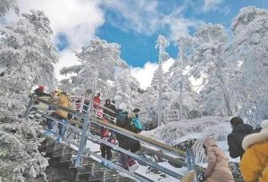 วันหยุดปีใหม่ยูนนานรองรับนักท่องเที่ยว 6.35 ล้านคน/ครั้ง