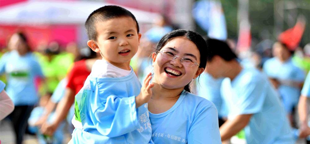 จีนปฏิบัติการสุขภาพที่แข็งแรง