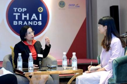 งานเอ็กซ์โปร์จีน-เอเชียใต้ช่วยส่งเสริมความร่วมมือธุรกิจไทย-จีน สัมภาษณ์พิเศษนางณชธร มโนปัญจสิริ