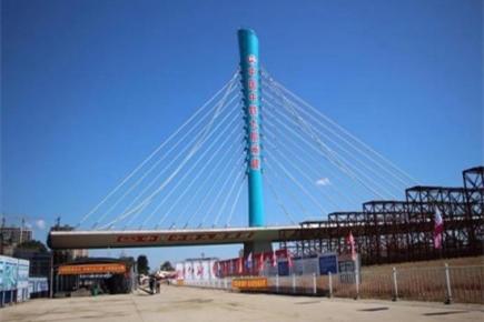 ทำสถิติใหม่! จีนหมุนสะพานขึง 25,500 ตัน ไม่กระทบรถไฟวิ่งข้างล่าง