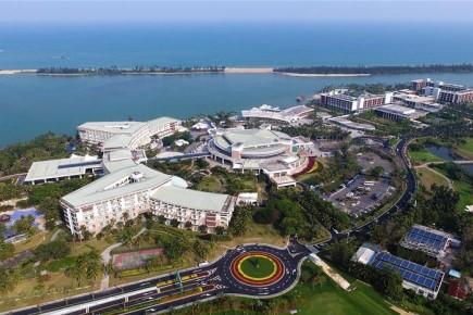 คณะรัฐมนตรีจีน ได้อนุมัติให้จัดตั้งเขตทดลองการค้าเสรีจีนบนเกาะไห่หนาน
