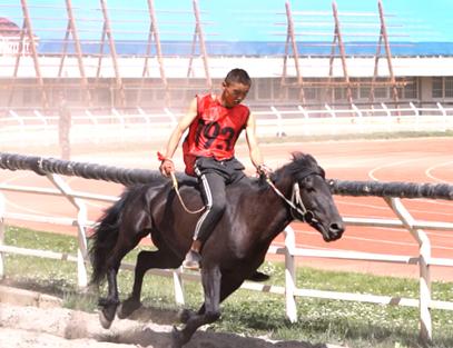 เทศกาลแข่งม้าตวนอู่ ตี๋ชิ่ง-แชงกรีลา  2019 เริ่มต้นขึ้นแล้ว