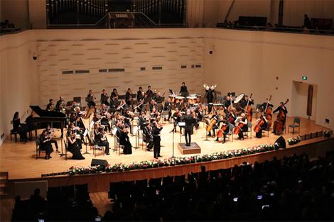 นักดนตรีจากกว่า 10 ประเทศ จำนวน 60 คน ร่วมร้องเพลงในมณฑลยูนนาน