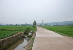 ทางหลวงในเขตชนบทจีนมีระยะทางเกือบ 4,000,000 กิโลเมตร