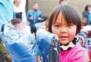 มณฑลยูนนานช่วยเหลือประชาชนที่ประสบภัยหนาว
