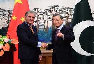 จีน-ปากีสถานจัดการเจรจายุทธศาสตร์รมว.ต่างประเทศครั้งแรก
