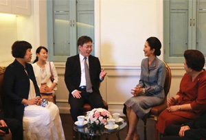 สถาบันอุดมศึกษาสายศิลป์ไทย-จีนเพิ่มความร่วมมือ ส่งเสริมการแลกเปลี่ยนด้านวัฒนธรรมตามข้อริเริ่ม