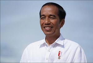 นายสี จิ้นผิงส่งสารแสดงความยินดีถึงนายโจโก วิโดโด ได้เป็นประธานาธิบดีอินโดนีเซียอีกสมัย