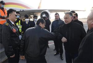 จีนผลิตยาและอุปกรณ์ป้องกันโควิด-19 ส่งถึงมือประเทศต่างๆ ทั่วโลก