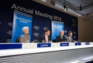 """IMF ชี้ """"เศรษฐกิจโลก"""" มีแนวโน้มขยายตัว ปรับคาดการณ์เพิ่ม 0.2%"""