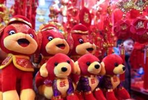 กระทรวงพาณิชย์จีนระบุเงินสะพัดช่วงตรุษจีน