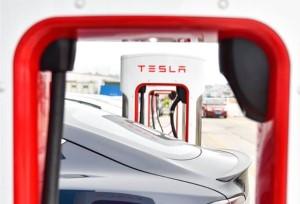 กำลังขยาย! เครือข่ายสถานีชาร์จรถยนต์ไฟฟ้า Tesla ในแดนมังกร