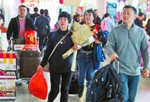เทศกาลตรุษจีนปีนี้ยูนนานสร้างรายได้จากการขายสินค้า 735  ล้านหยวน