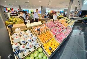 ยอดการค้าปลีกเครื่องอุปโภคบริโภคจีนเพิ่มขึ้นร้อยละ 9.8 ในไตรมาสแรก