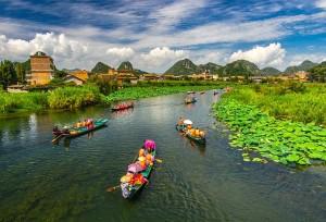 ครึ่งปีแรกนี้ รายได้การท่องเที่ยวจีน 2.45 ล้านล้านหยวน