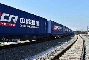 """ในปี 2018 การค้าข้ามพรมแดนระหว่างยูนนานและประเทศที่อยู่ในเส้นทาง  """"รถไฟขนส่งสินค้าจีน-ยุโรป จีน-เอเชีย"""" มีมูลค่ากว่าร้อยล้านหยวน"""