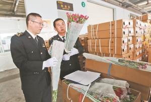 ในช่วง 10 เดือนแรกของปีที่แล้ว  มูลค่าการนำเข้า-ส่งออกของคุนหมิง สูงสุดเป็นอันดับหนึ่งของเมืองเอกทั่วประเทศ