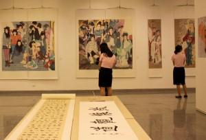 จีนยกขบวนงานศิลปะชั้นยอดจัดแสดงที่กรุงเทพฯ เชื่อมสายใยวัฒนธรรมไทย-จีน
