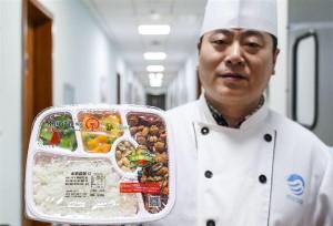 บุกโรงผลิตอาหารรถไฟความเร็วสูงจีน อร่อย สะอาด มั่นใจได้!