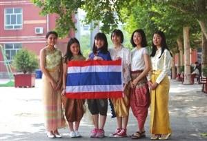 การใช้ชีวิตในช่วงปิดเทอมของนักศึกษาต่างชาติในจีน