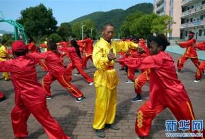 นศ.แอฟริกาเรียนรู้วัฒนธรรมจีน