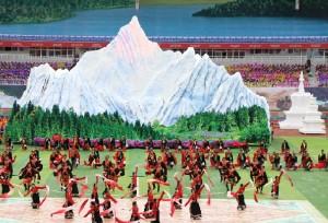 เทศกาลศิลปะคังปา ครั้งที่10 จัดขึ้นที่ตี๋ชิ่ง