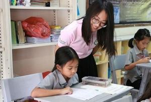 นักเรียนกว่า 5,000 คน เข้าสอบ YCT ที่สถานบันขงจื่อจังหวัดขอนแก่น