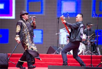 เทศกาลดนตรีปาลาเก๋อจง ครั้งที่ 4 จัดขึ้นอย่างงดงาม