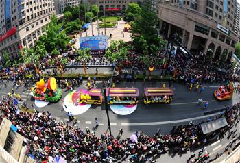 หางโจวจัดเทศกาลแอนิเมชั่นนานาชาติประเทศจีนครั้งที่ 15