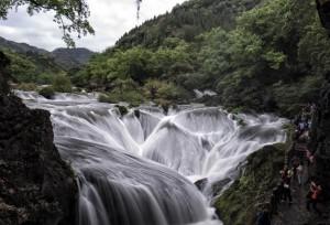 มหัศจรรย์ธรรมชาติ: น้ำตกที่ใหญ่ที่สุดแห่งเอเชีย