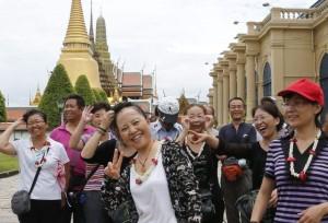 องค์การการท่องเที่ยวโลกระบุ นักท่องเที่ยวจีนช่วยการท่องเที่ยวโลกมากที่สุด