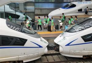 เริ่มแล้ว! การเดินทางฤดูร้อนครั้งใหญ่ คาดรถไฟวิ่งรับส่งกว่า 600 ล้านคน
