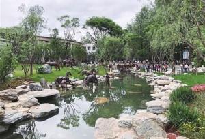 สวนสาธารณะซีมาเหอได้เปิดให้บริการแล้ว